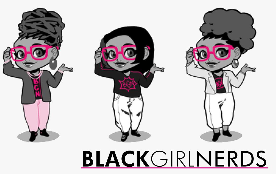 The Black Girl Nerds Podcast