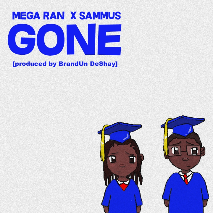 GONE Album Art 2