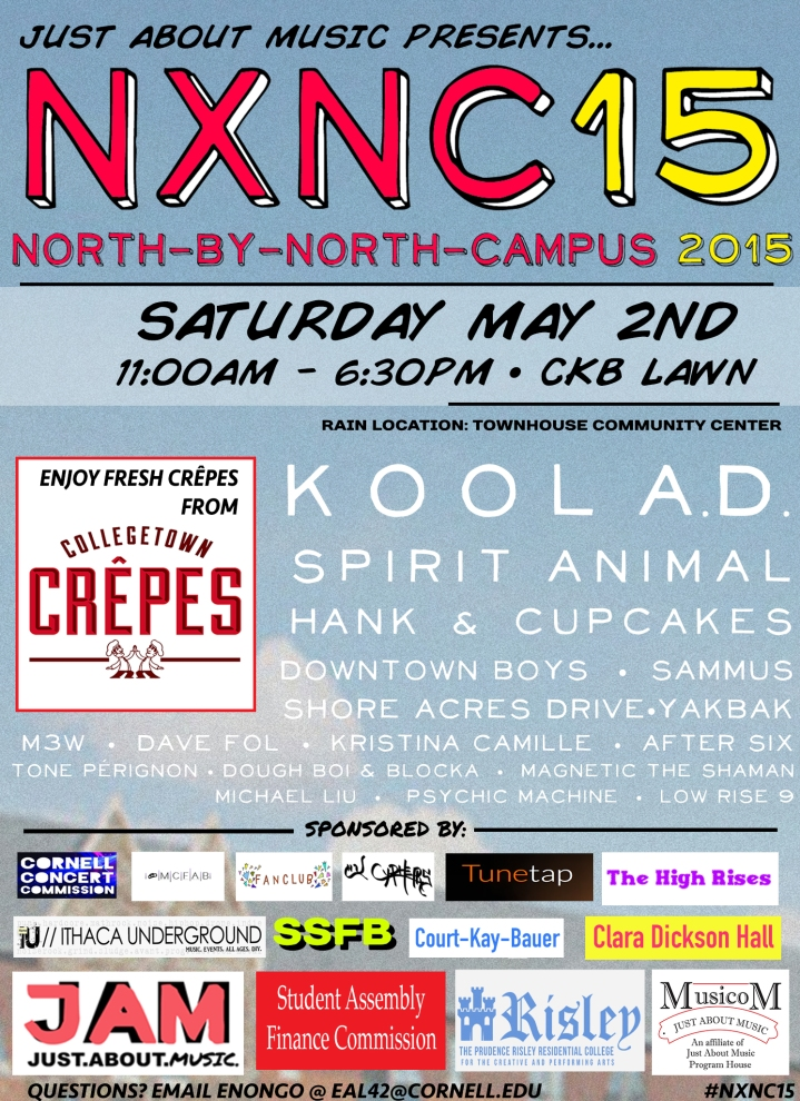 NXNC Flyer