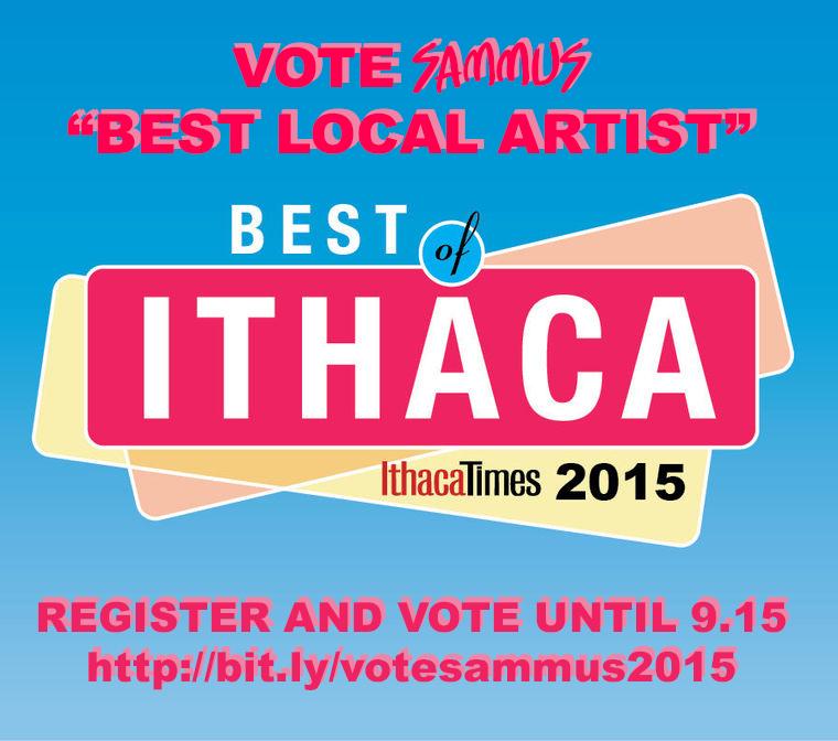 VOTE FOR SAMMUS | BEST OF ITHACA