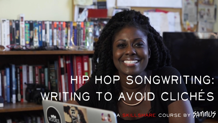 Songwriting_Skillshare Cover Photo